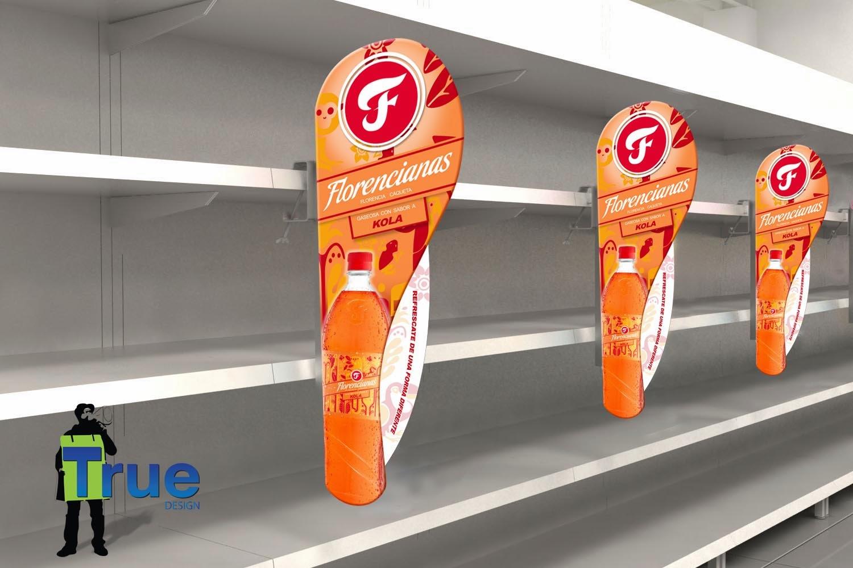 Uxtu per material p o p merchandising - Accesorios para supermercados ...