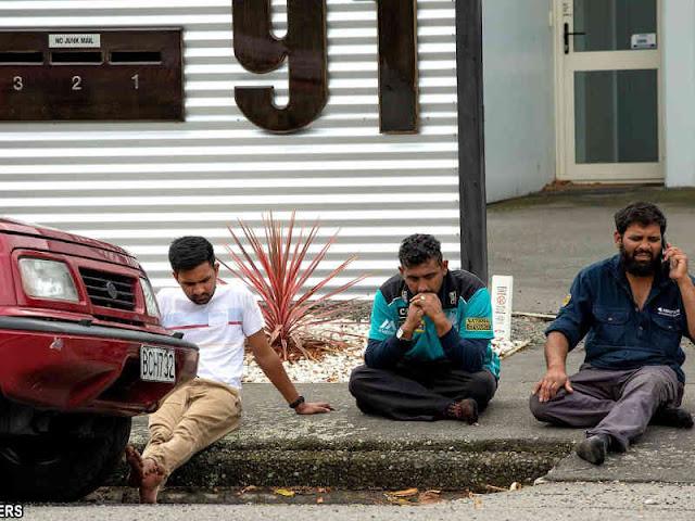 Jacinda Ardern Ungkap 40 Orang Jadi Korban Tewas Terror 2 Masjid di Christchurch