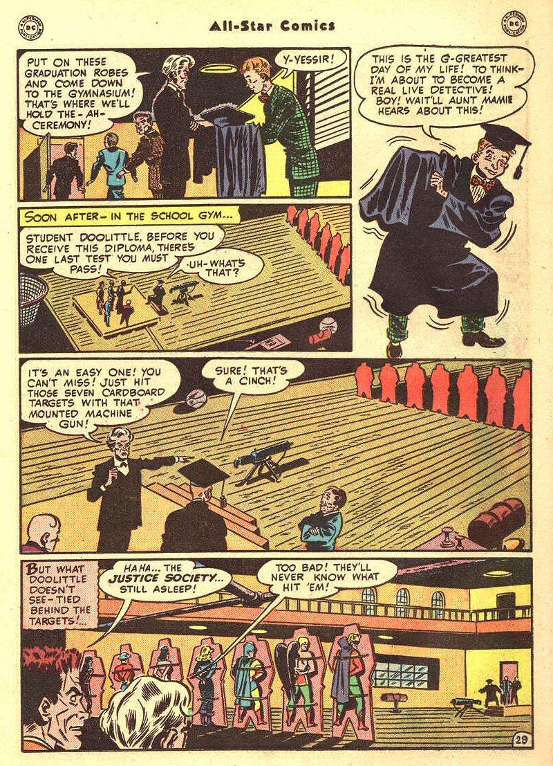 Read online All-Star Comics comic -  Issue #46 - 33
