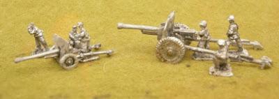 TBW 19 & 20 artillery