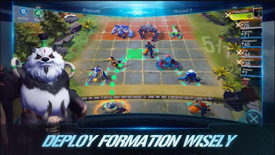 Download Arena of Evolution : Chess Heroes