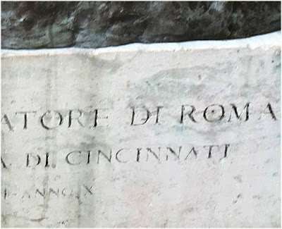 romapiece - Extra items of Cincinnati