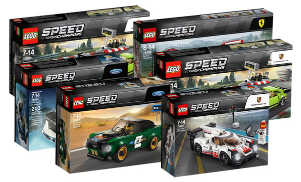 Lego New Sd Champions Sets Brings Lot S Of Nostalgia Love For Toys