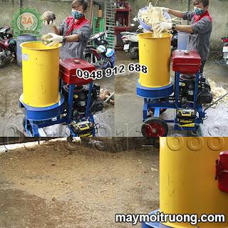Máy xử lý phụ phẩm trong nông nghiệp