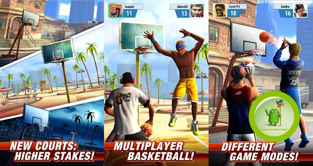 تحميل لعبة Basketball Stars للأندرويد