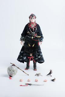 Crow Teeth de ZAODAO Song of Sylvan - Threezero