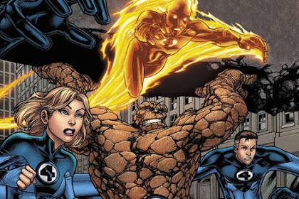 Mengenal Fantastic Four, Kelompok Superhero Pertama dari Marvel Comics
