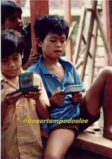 Mainan game jadul sebelum ada android game