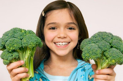 Helping Kids Eat Their Vegetables - El Paso Chiropractor