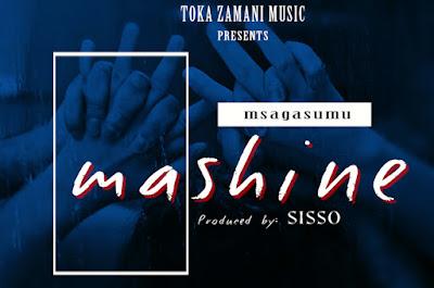 Msaga Sumu - Mwanaume Mashine Video