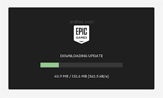Update launcher Epic Game - Apa Itu Fortnite Spesifikasi & Cara Daftar Download & Install