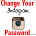 How to Change Your Instagram Password