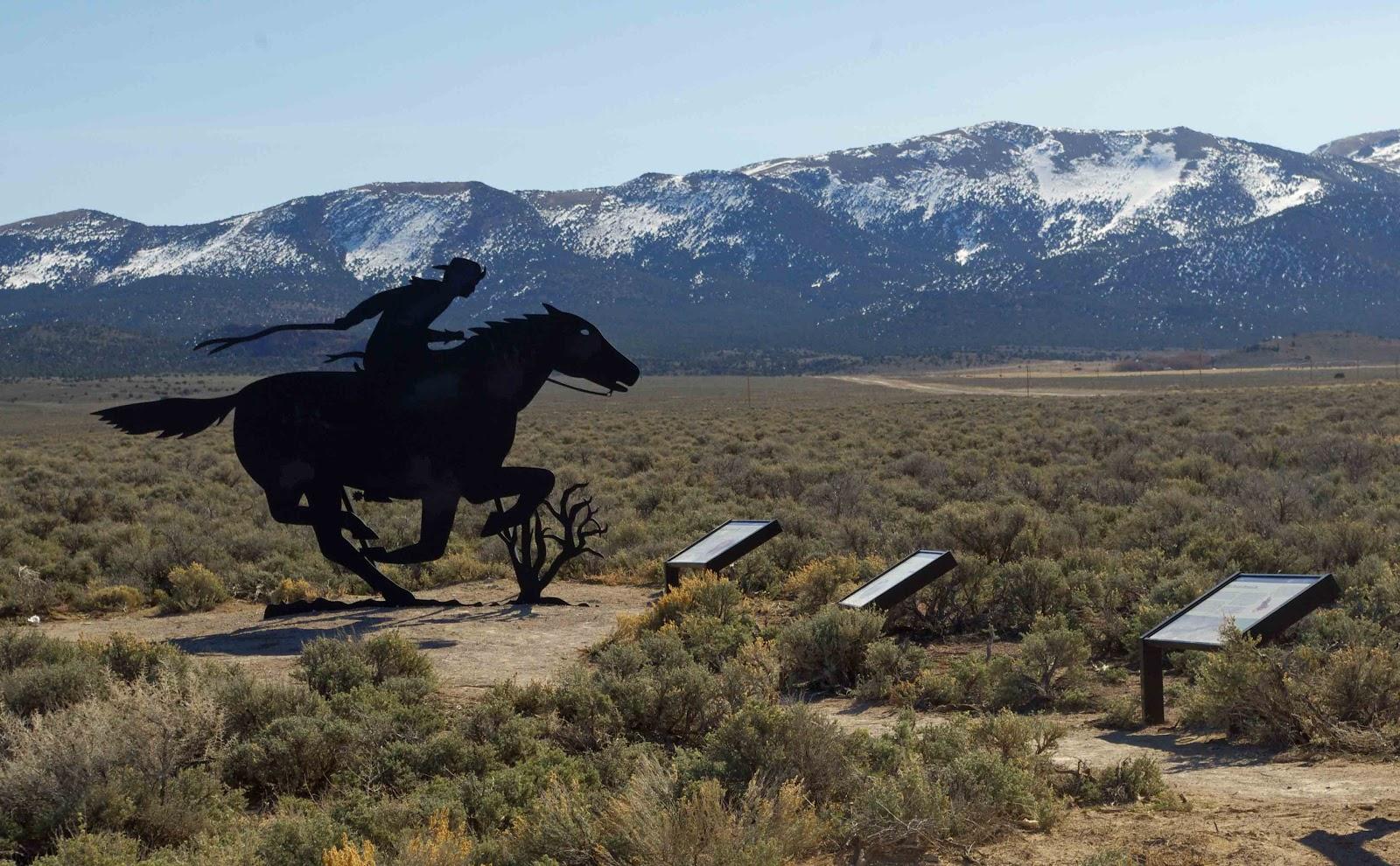 Usbackroads Alamo Nevada To Boise Idaho Running