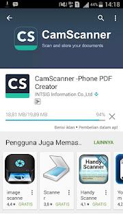Cara Scan Dokumen Lewat HP Android