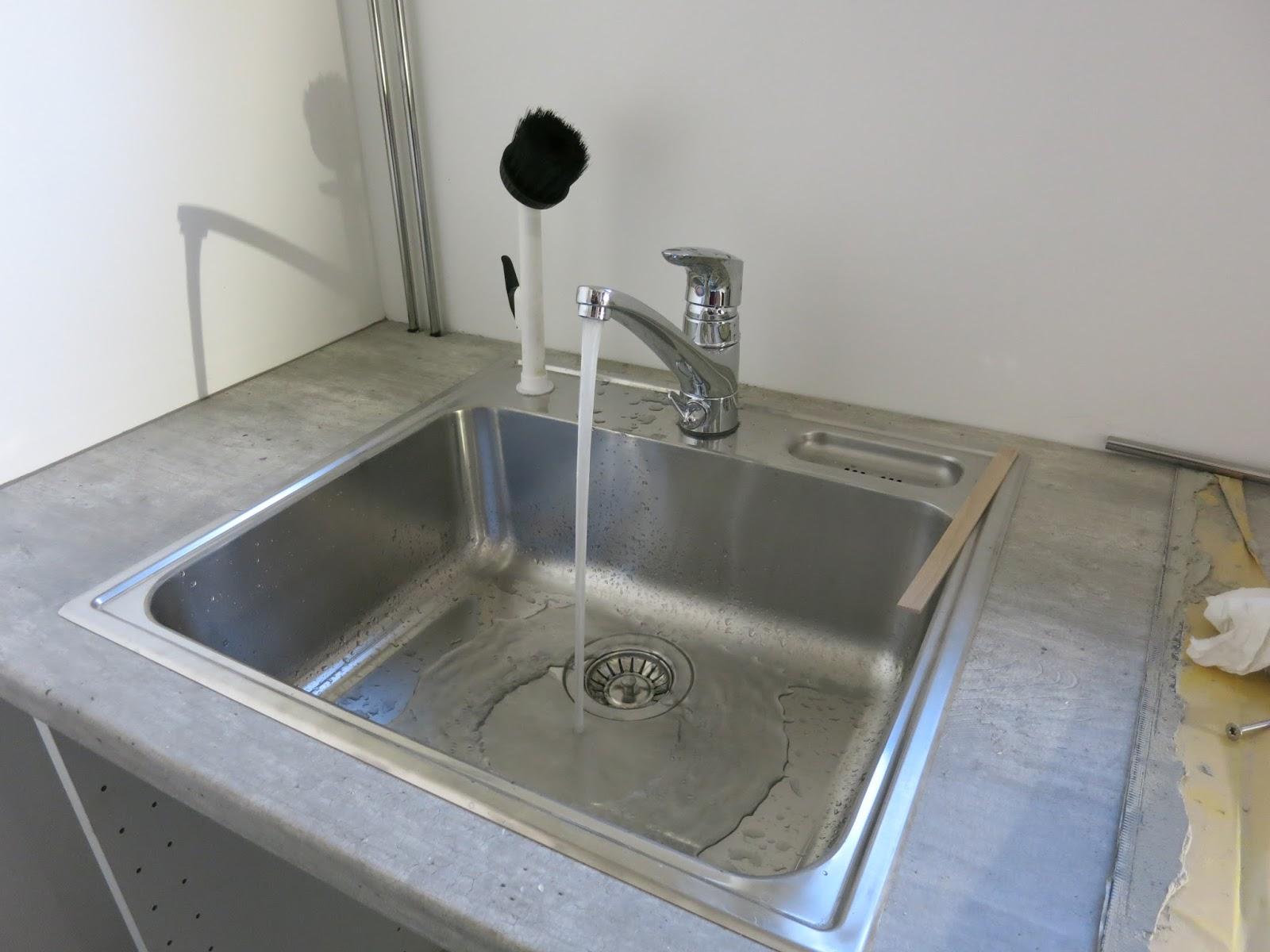 Söta drömmar: badrum och bastu: vatten i källaren