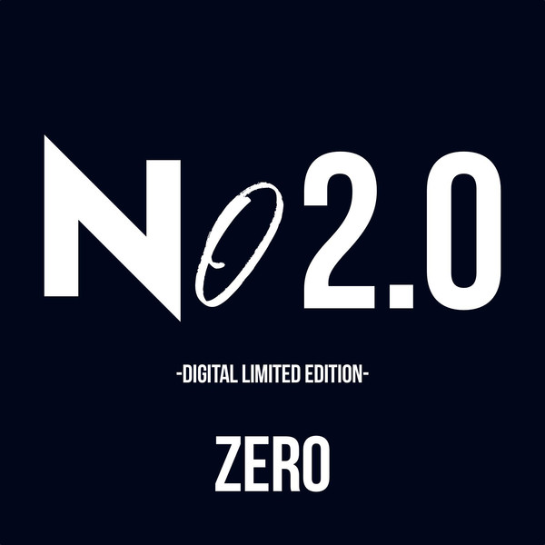 [Album] ZERO – No 2.0 (2016.05.11/MP3/RAR)