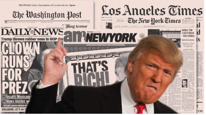 Trump's war on journalism