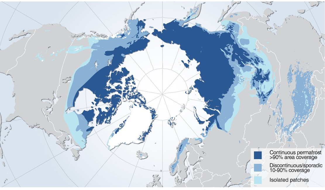 Environment: Is a sleeping climate giant stirring in the Arctic?