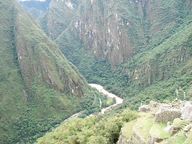 And Dağları, Machu Picchu.