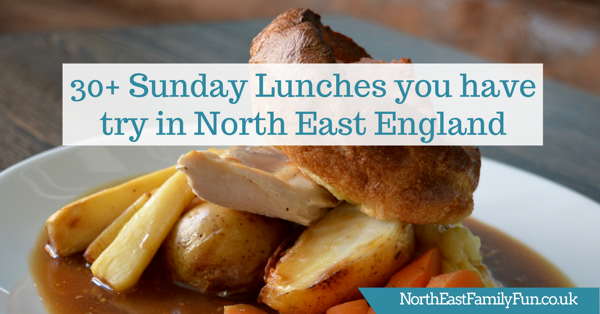 Our Guide to the Best Sunday Lunches in North East England