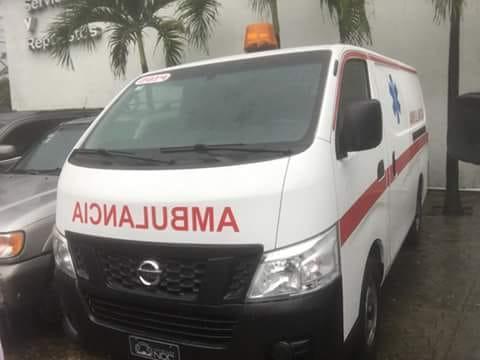 En Arroyo Cano hacen colecta para comprar ambulancia