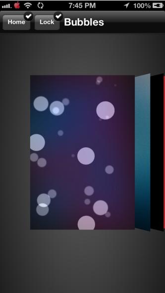 Live Wallpapers on iPhone for Free [Jailbreak Tweak]   Alwaraki Blog