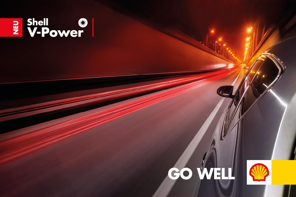 Das neue Shell V-Power kommt auch in unseren Tank | Mehr Leistung weniger Ablagerungen