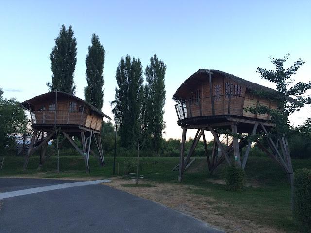 Camping International Tree houses