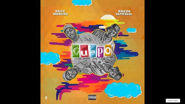 """O novo som do Raffa Moreira """"Guapo"""" tem participação do Rincon Sapiência"""
