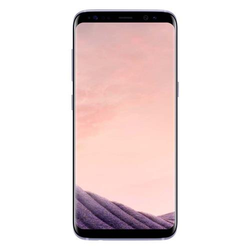 "Smartphone Samsung Galaxy S8 Dual Chip Ametista com 64GB, Tela 5.8"", Android 7.0"