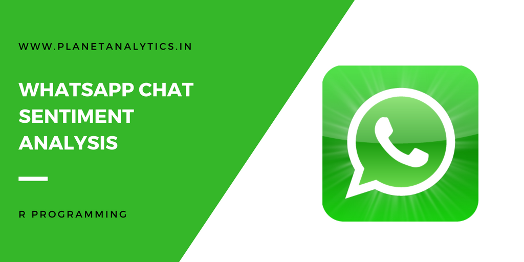 WhatsApp Chat Sentiment Analysis in R
