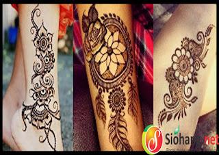 henna cantik pengantin