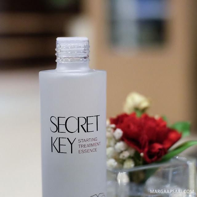 Secret Key Starting Treatment Essence (STE) Rose Edition