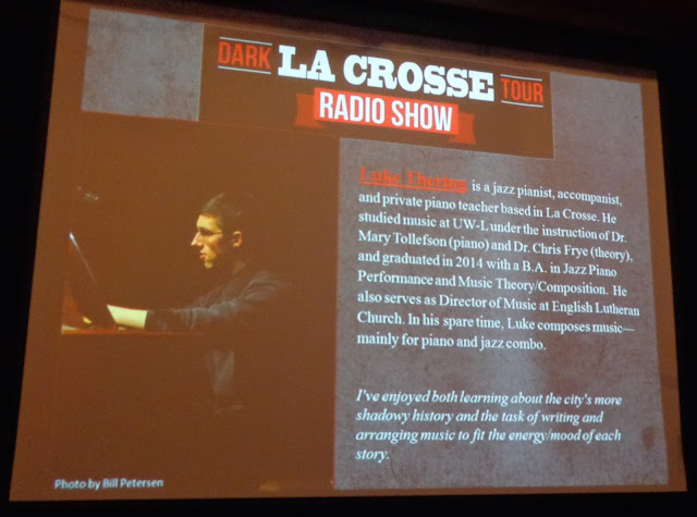 Dark La Crosse Radio Show - Luke Thering