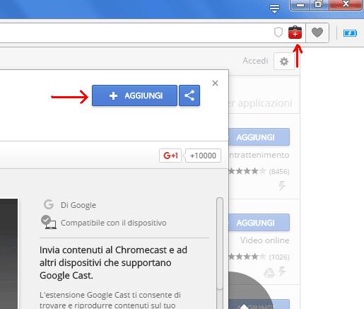 Opera installare estensioni Chrome