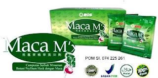 maca mx bos herbal untuk program kehamilan