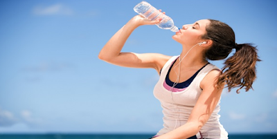 पानी अधिक पीयें