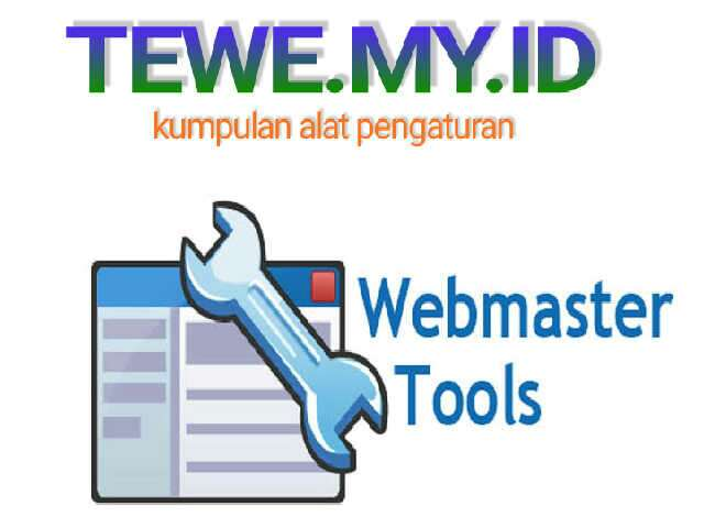 tool webmaster