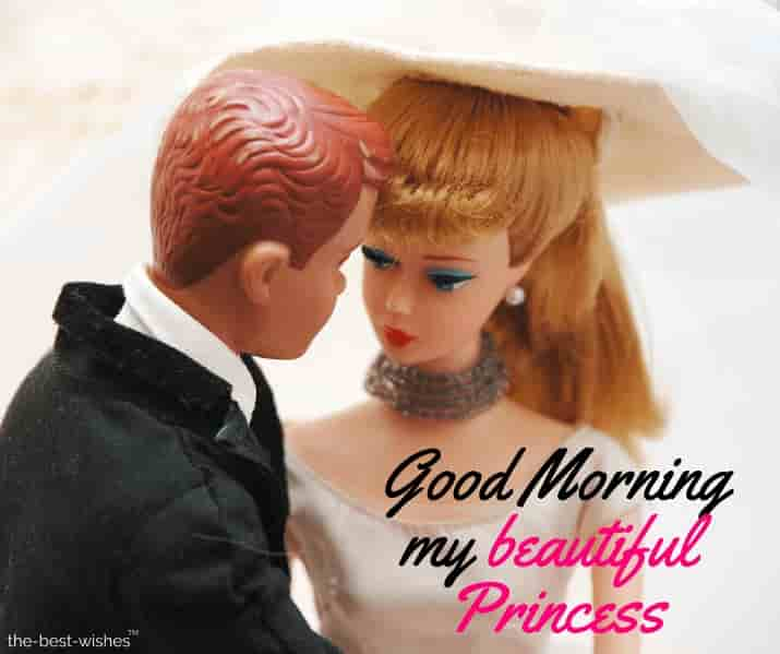 good morning my beautiful princess