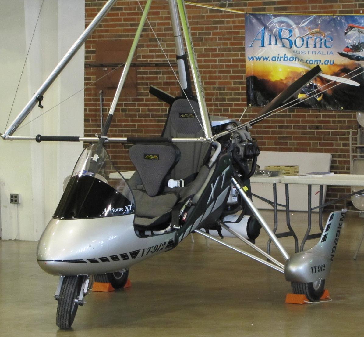Light Sport Aircraft Manufacturers – A Murti Schofield