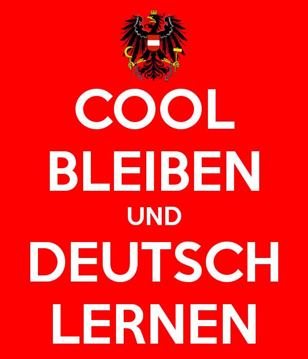 Deutsch lernen macht Spaß!