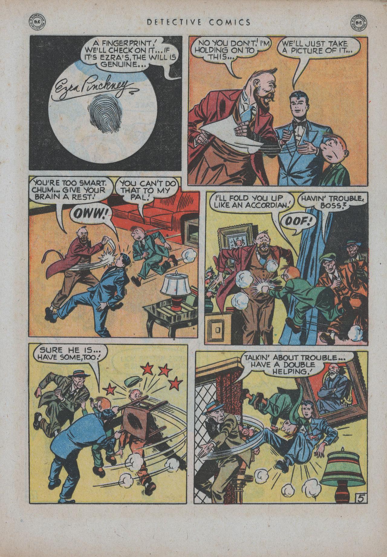 Detective Comics (1937) 151 Page 28