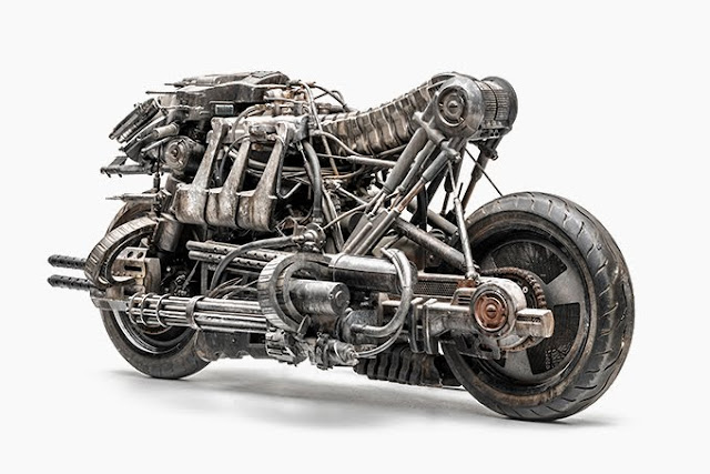 Ducati Moto Terminator