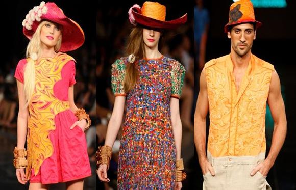 Descontração na moda nordestina