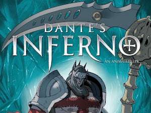 Dantes Inferno An Animated Epic BD-Rip 720p Latino
