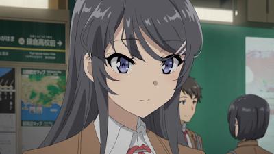 Seishun Buta Yarou wa Bunny Girl Senpai no Yume wo Minai Episode 1 Subtitle Indonesia