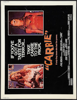Carrie, Movie Poster, Stephen King, Carrie Merchandise, Carrie Collectibles, Stephen King Store