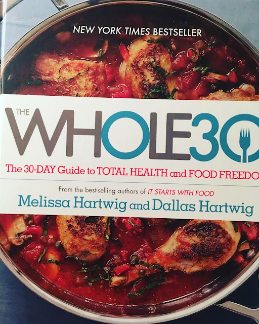 Whole 30 - Day 1
