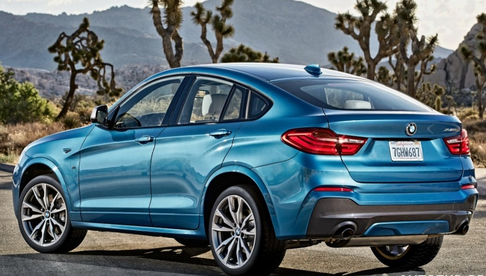 2017 bmw x4 xdrive28i cars reviews rumors and prices. Black Bedroom Furniture Sets. Home Design Ideas