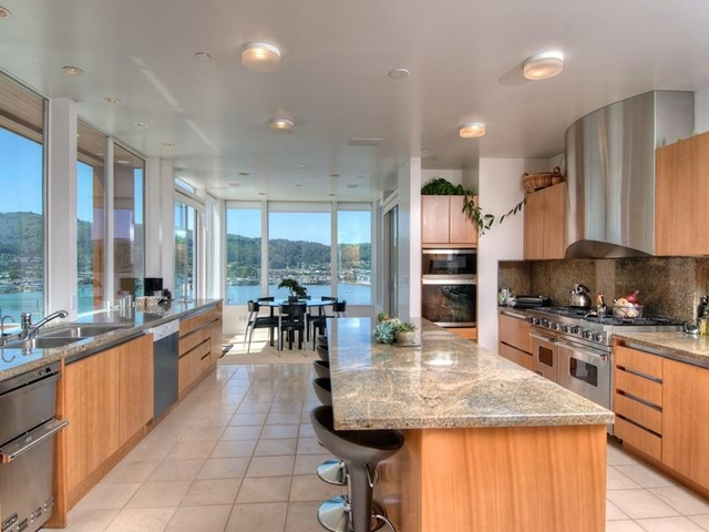 Photo of modern kitchen